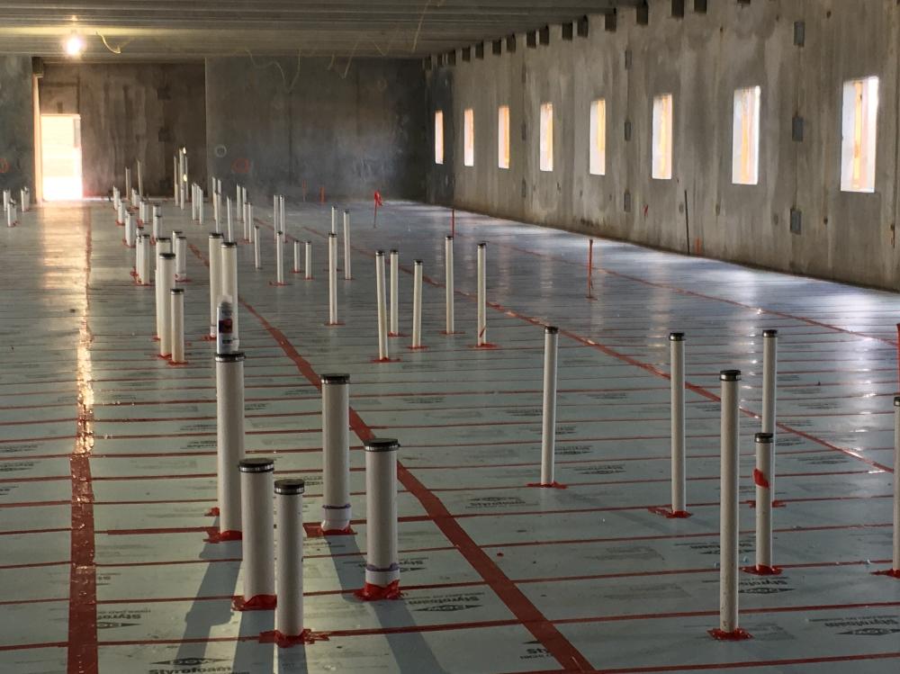 Project Fort Gordon AIT 1   Atlantic Concrete Contractors