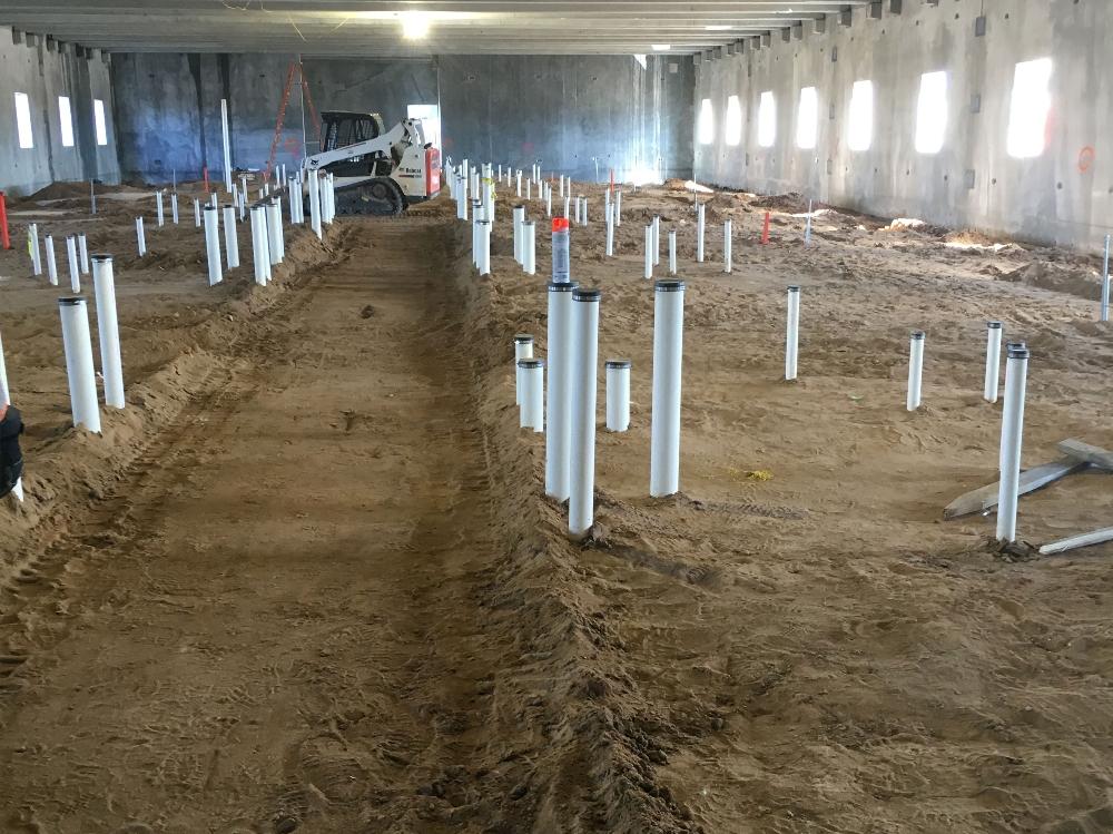 Project Fort Gordon AIT 2   Atlantic Concrete Contractors