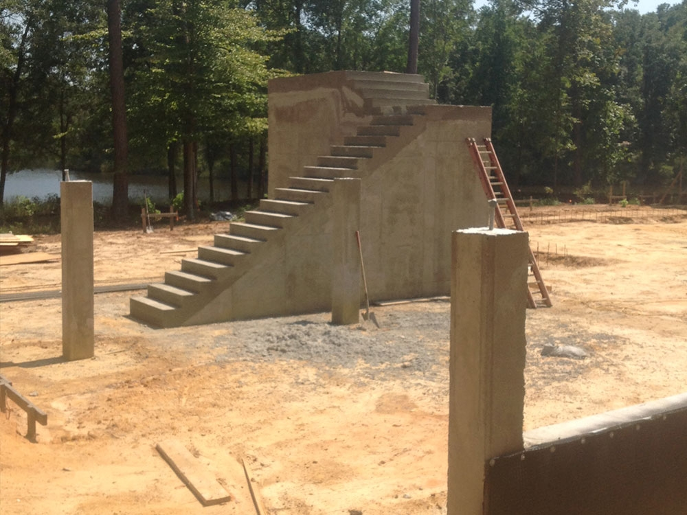 Concrete Lodge 3 | Atlantic Concrete Contractors