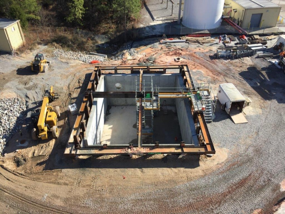 Industrial Concrete Services 11 | Atlantic Concrete Contractors