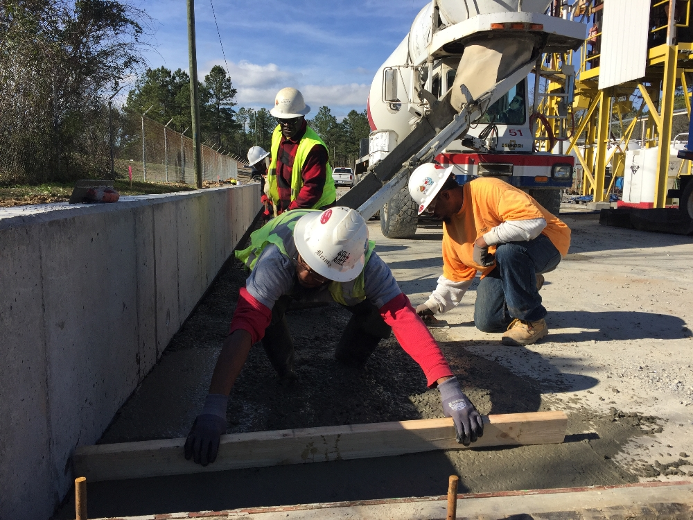 Industrial Concrete Services 14 | Atlantic Concrete Contractors