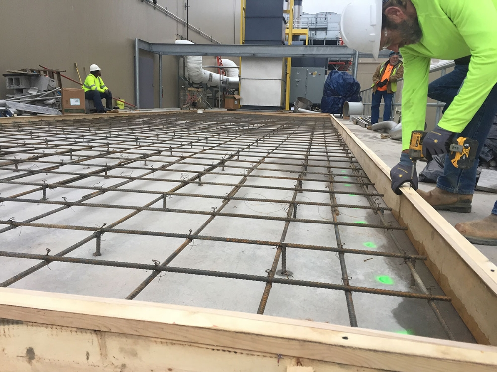 Commercial Concrete Services 1 | Atlantic Concrete Contractors