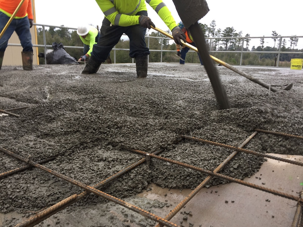 Commercial Concrete Services 2 | Atlantic Concrete Contractors