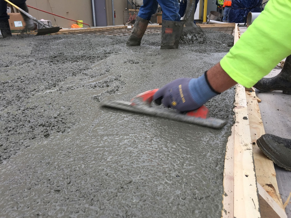 Commercial Concrete Services 4 | Atlantic Concrete Contractors