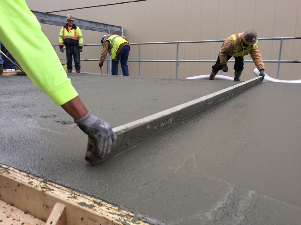Commercial Concrete Services 6 | Atlantic Concrete Contractors