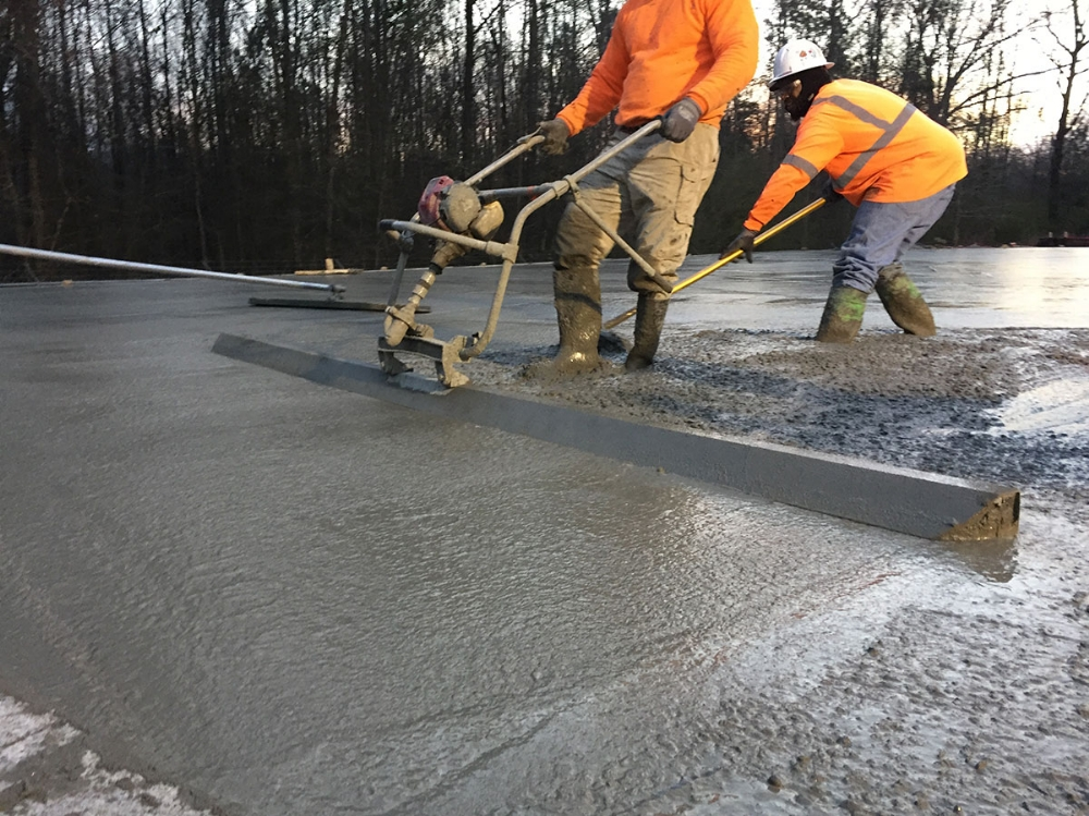 Residential Concrete Services 3 | Atlantic Concrete Contractors