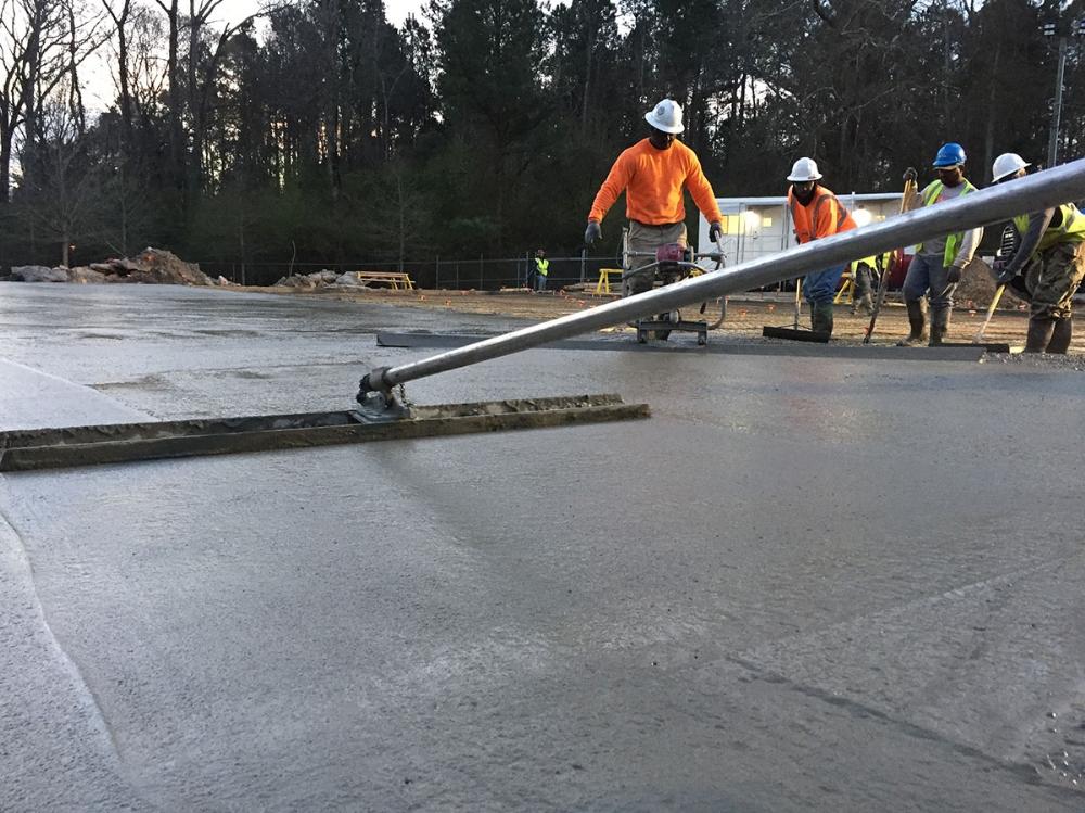 Residential Concrete Services 4   Atlantic Concrete Contractors